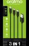 USB cable oraimoOCD-X91 black